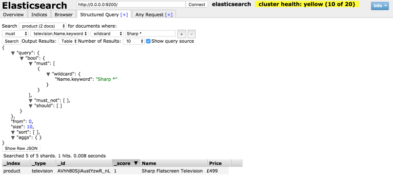 Getting started with Elastic Search in Docker | Joseph